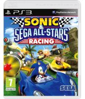 Sonic & SEGA All-Stars Racing [рус. док.] (PS3)